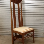 Macintosh argyle chair