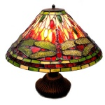 Sue-Heys-red-tiffany-Lamp