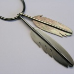 Susanne-Branham-feather-pendant