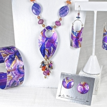 Misha-Purple Iris Set